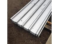 •New• Galvanised Box Profile Roof Sheets 🔩