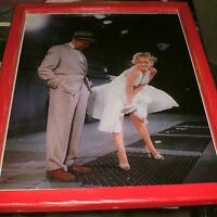 Marilyn Monroe pics - 4 different, mounted & ready to display