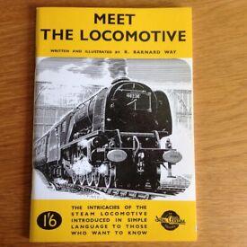 Meet the Locomotive - Collectible Book
