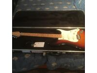 REDUDED FENDER USA Strat plus 1991 27 yr old