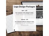 Logo Design only £38.