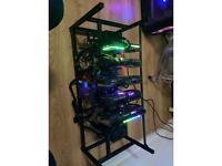 6 x 3060ti ! GPU MINING