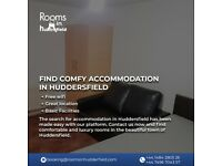 Find comfy accommodation in Huddersfield