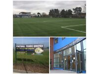 ***5 ASIDE TEAMS WANTED FOR BRAND NEW LEAGUE AT COLCHESTER - STANWAY SCHOOL**