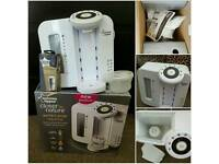 Tommee Tippee Perfect Prep Milk Machine in Box + NEW Filter