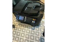 Printer copier scanner Epsom wf-3640 working