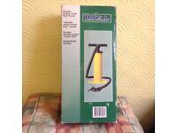 Double action air pump