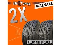 2x 255/55R18 Technic Tyres 255 55 18 Fitting is Available x2 Tyres 255/55/18