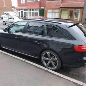Audi A4 black edition 2.0D