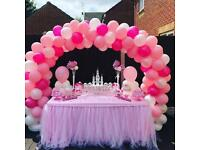 Princess Party - Bouncy Castle - Party Box - Face Painting - Candy Floss/Pop Corn - Balloons