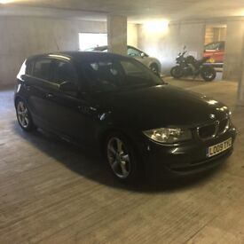 BMW 1Series in great condition- only selling because I'm moving to London with no parking.
