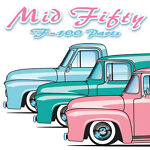 Mid Fifty F-100 Parts