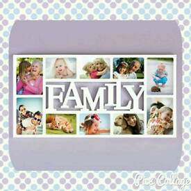 Family Photo Frame 📷