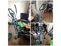 Cross trainer. Hardly used