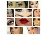 Make up Artist / Perfect shaped eyebrows/ Edinburgh