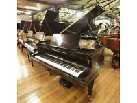 Bluthner Aliquot Boudoir Grand Piano Black By Sherwood Phoenix Pianos