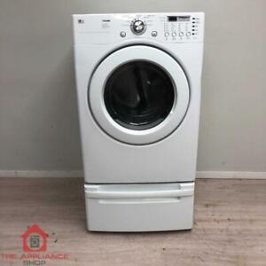 Used LG Front-Load Dryer $175! On Clearance. The Appliance Shop 9762 45th Ave NW