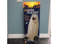 Wastemaster Water Carrier on Wheels