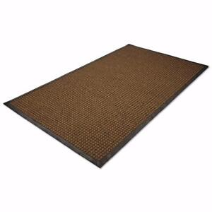 New, Waterguard Indoor/outdoor Scraper Mat, 48 X 72, Brown *PickupOnly