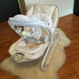 Baby activity rocker