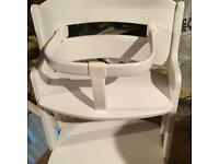 White Highchair