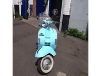 lml vespa badged 125