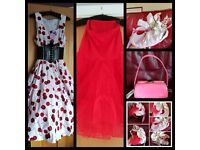 Ladies Brand New 5 piece 1940/50s Style Outfit