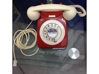 Original 70's BT dial telephone