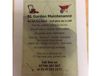 BL Garden Maintenance