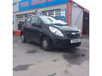 Chevrolet Spark, 1.0, 5 door with only 60,000 miles. We are open 7 days, Part ex welcome on all cars