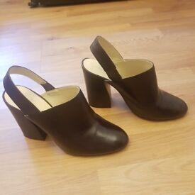 19c18ea3e21b Zara ladies mules shoes heels - Size 7  40