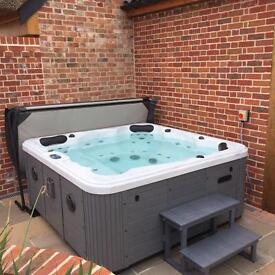 "East coat hot tubs ""refresh"" 6 seater"