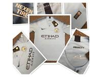 Manchester City shirt 18-19 season brand new with tags