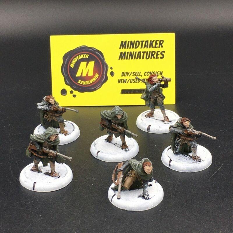 Warmachine - Rangers (x6) - #27223