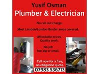 Plumber/Electrician - Many areas covered
