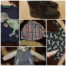 Baby boy clothes 12 18 months