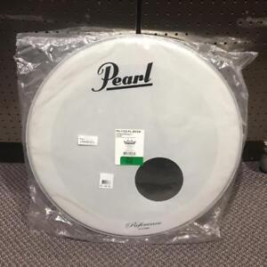 Pearl P3-1122-MRVOH Peau blanche 22 coated avec trous neuve