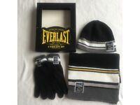 Everlast Men's 3-Pack Accessory Set