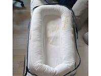 Sleepyhead deluxe portable baby pod