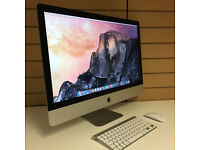 Apple iMac - Early 2014 - Barely Used 27 inch