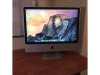 Apple iMac 24 inch - Early 2008