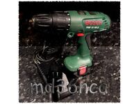 Bosch PSB 12 VE-2 cordless hammer drill with battery and charger - good condition - £25ono