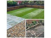 Down to Earth garden landscaping & maintenance - insured, CRB checked & trading standards registered