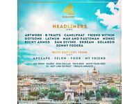 Budafest tickets x2 £250 for both