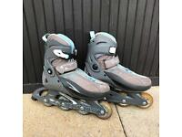 Ladies size 5.5 Rollerblades