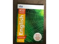 Let's Key stage three English revision guide