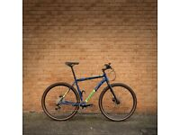 Custom Build Voodoo Limba - Flat Bar Gravel Bike (Large frame 54.5 cm)