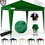 Partytent 3x3 Paviljoen inklapbaar in 6 kleuren Easy Up