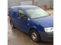 caddy van 167000 miles going well