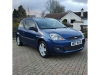Ford Fiesta Zetec, Hatchback, 2007, Manual, 1242 (cc), 3 doors